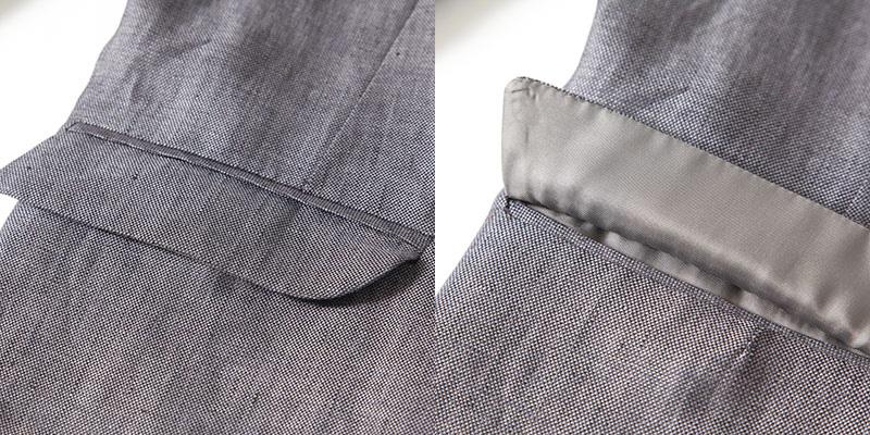 ポケットのふた