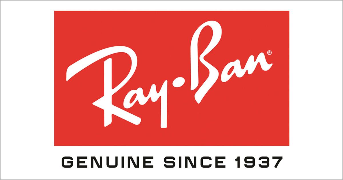 Ray Ban ロゴ