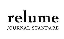 JOURNAL STANDARD relume ロゴ