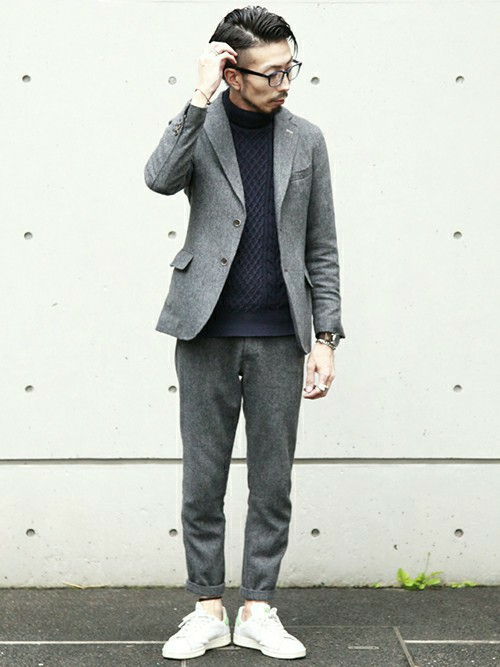 Elegant Fashion Men