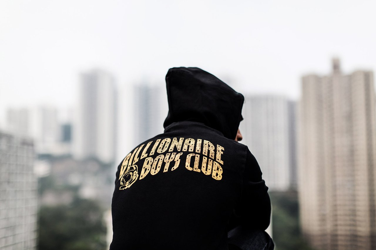 Billionaire Boys Club パーカー