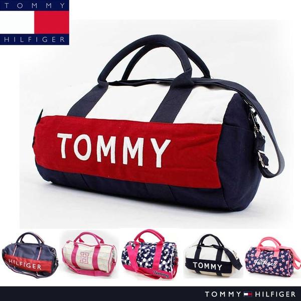 TOMMY HILFIGER ボストンバッグ