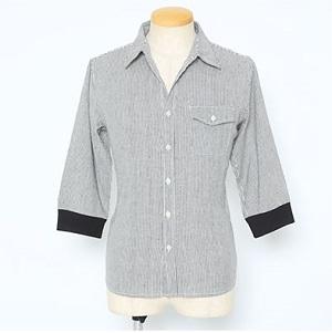 七分袖シャツ1