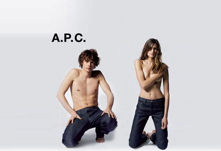 A.P.C./アーペーセー