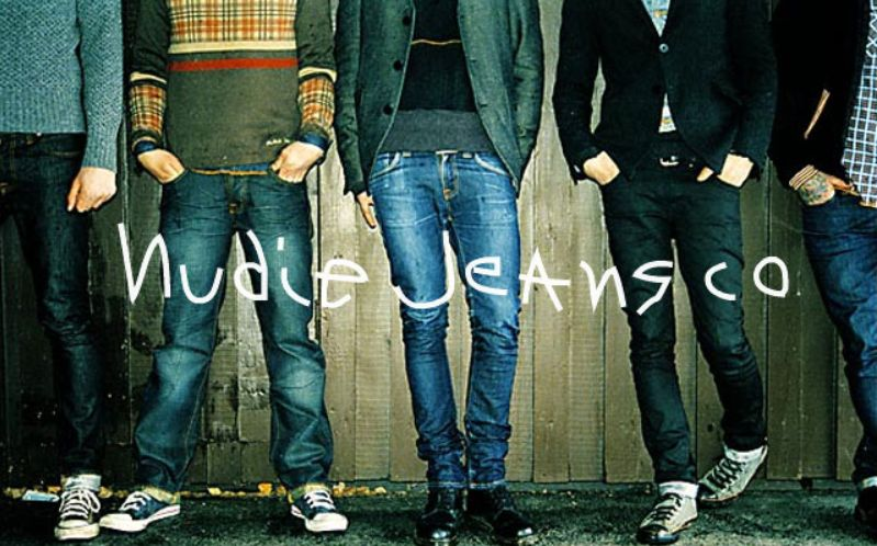 Nudie Jeans/ヌーディ―ジーンズ