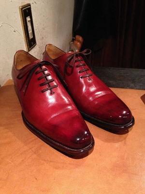千葉刑務所 オーダーメイド紳士靴