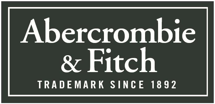 ABERCROMBIE & FITCH ロゴ
