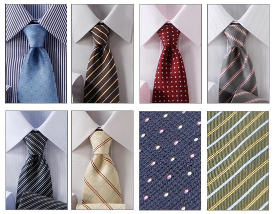 ネクタイの柄