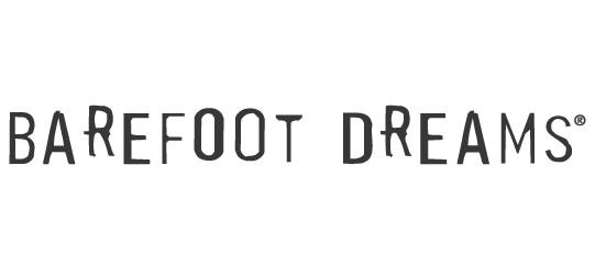 BAREFOOT DREAMS(ベアフットドリームス) ロゴ