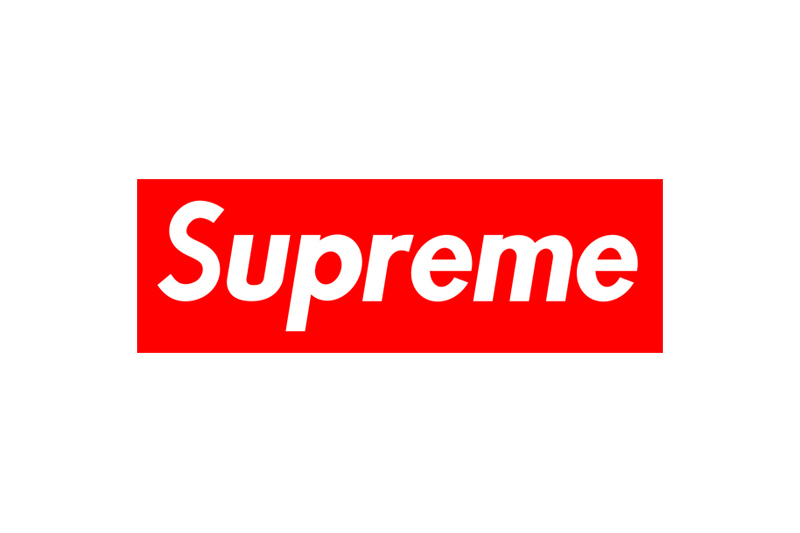 Supreme(シュプリーム) ロゴ