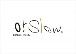 or slow ロゴ