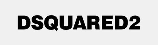 D SQUARED2(ディースクエアード) ロゴ