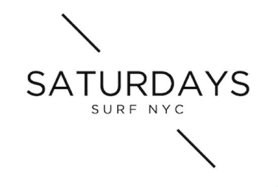SATURDAYS SURF NYC(サタデーズサーフニューヨーク) ロゴ