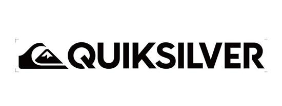 Quiksilver(クイックシルバー) ロゴ