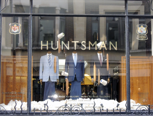 HUNTSMAN(ハンツマン)