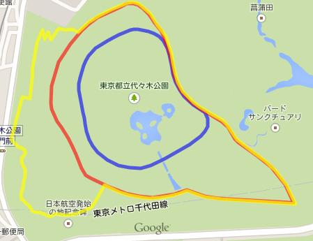 代々木公園(渋谷区)