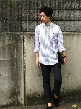 mens-stripe-shirt-coordinate-2
