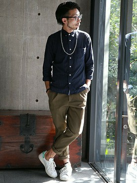 mens-stripe-shirt-coordinate-1