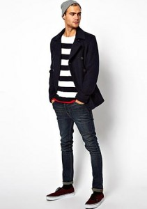 201609_Menz_striped shirt_ knit_a dandy_dressing well_ technique_038