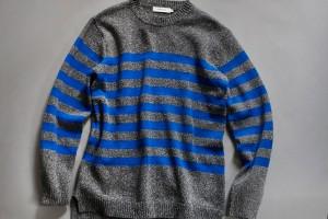 201609_Menz_striped shirt_ knit_a dandy_dressing well_ technique_001