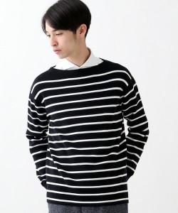 201609_Menz_striped shirt_ knit_a dandy_dressing well_ technique_006