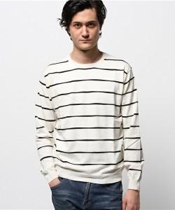 201609_Menz_striped shirt_ knit_a dandy_dressing well_ technique_003