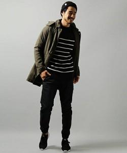 201609_Menz_striped shirt_ knit_a dandy_dressing well_ technique_026