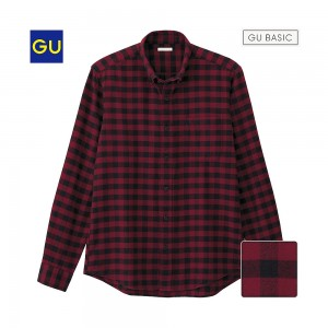 201609_Menz_a gingham shirt_be popular_different colored_coordination_044