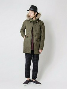 201609_autumn winter_mens_Mods coat_favorite_Recommended_dressing well_Brand_013
