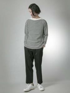 201609_Menz_striped shirt_ knit_a dandy_dressing well_ technique_010