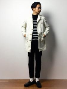 201609_Menz_striped shirt_ knit_a dandy_dressing well_ technique_029