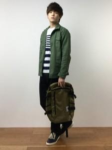201609_Menz_striped shirt_ knit_a dandy_dressing well_ technique_023
