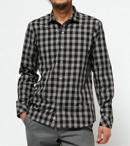 201609_Menz_a gingham shirt_be popular_different colored_coordination_008
