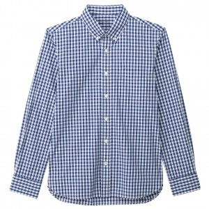 201609_Menz_a gingham shirt_be popular_different colored_coordination_042
