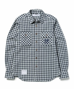 201609_Menz_a gingham shirt_be popular_different colored_coordination_041