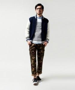 201609_Menz_striped shirt_ knit_a dandy_dressing well_ technique_024