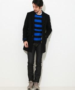 201609_Menz_striped shirt_ knit_a dandy_dressing well_ technique_030