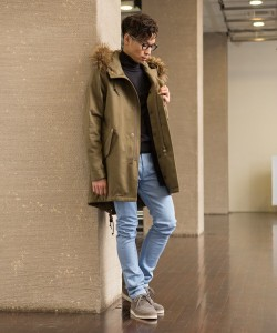 201609_autumn winter_mens_Mods coat_favorite_Recommended_dressing well_Brand_010