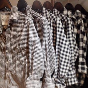 201609_Menz_a gingham shirt_be popular_different colored_coordination_006