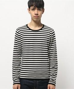 201609_Menz_striped shirt_ knit_a dandy_dressing well_ technique_043