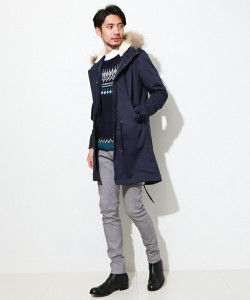 201609_autumn winter_mens_Mods coat_favorite_Recommended_dressing well_Brand_020