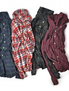 201609_Menz_a gingham shirt_be popular_different colored_coordination_007