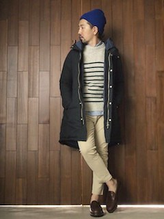 201609_autumn winter_mens_Mods coat_favorite_Recommended_dressing well_Brand_021