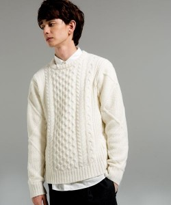 201609_Menz_Cable tyingknit_brand_dressing well_020