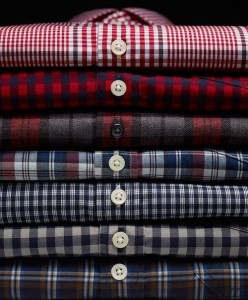 201609_Menz_a gingham shirt_be popular_different colored_coordination_003