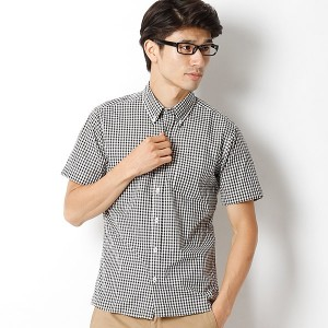 201609_Menz_a gingham shirt_be popular_different colored_coordination_005