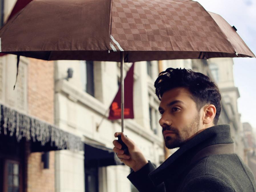 「メンズ 日傘 かっこいい」の画像検索結果