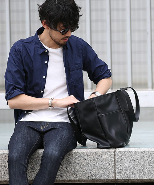 201610_Menz_tote bag_be popular_brand_special collection_Recommended_coordination_001