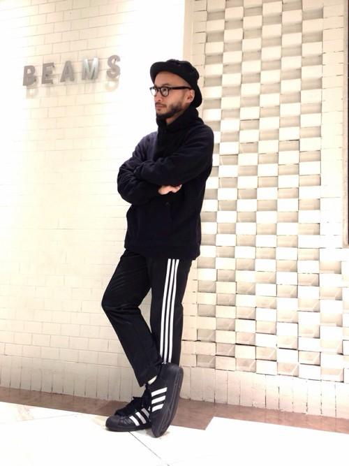 adidas(アディダス) ジャージ コーデ