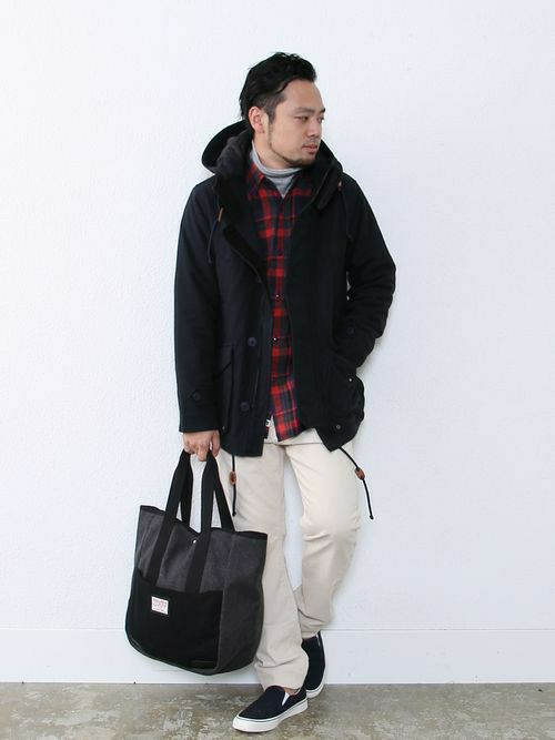 201610_Menz_tote bag_be popular_brand_special collection_Recommended_coordination_062